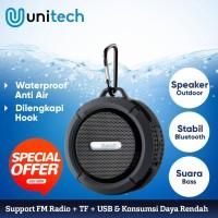 speaker bluetooth Waterproof, Mini Wireless Speaker Anti Air C6