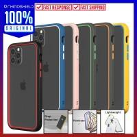 Case iPhone 12 Pro Max 12 Mini RhinoShield Crashguard NX 2Color Bumper