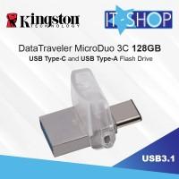 Kingston OTG DT MicroDuo Type-C Flash Drive - 128GB