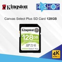 Kingston Canvas Select Plus SD Card - 128GB
