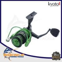 Pancingan Reel Spinning KYOTO STAMINA 2000DX Aluminium Spool 9+1BB