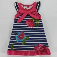Dress Anak Kualitas Bagus Dan Halus Nyaman Di Kenakan Terusan 1 -3 Thn