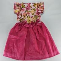 Dress Anak Kualitas Bagus Dan Halus Nyaman Di Kenakan Terusan Bunga