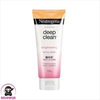 NEUTROGENA Deep Clean Brightening Foaming Cleanser 100 g