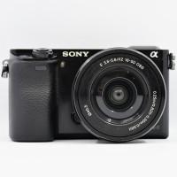 Sony Alpha A6000 KIT 16-50mm E 3.5-5.6 OSS not A6300 a6500 a5100