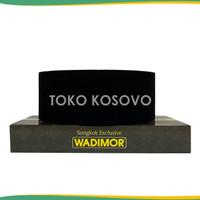 Peci Songkok Kopiah Wadimor AC Hitam Polos Termurah - AC Tinggi 10, No 4