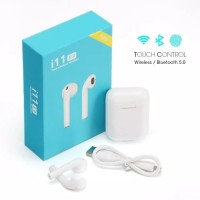 i11 TWS HEADSET BLUETOOTH 5.0 WIRELESS TOUCH POP UP WINDOW NEW GU