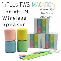 SPEAKER BLUETOOTH MACARON INPODS 12 WIRELESS GU