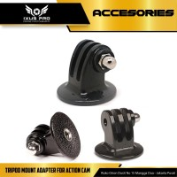 Tripod Mount Adapter For Action Cam Gopro, Brica, Xiaomi