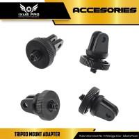 Mini Tripod Mount Adapter For Action Cam Brica Sjcam Xiaomi Gopro DLL