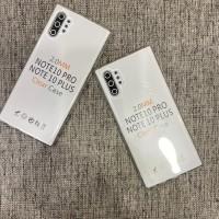 Jelly Case Bening Transparan 2.0MM Samsung Note 10 Pro