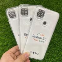 Jelly Case Bening Transparan 2.0 MM Redmi 9C