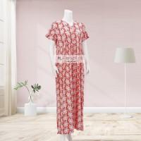 Lunaci Acadia Kimono Maxi Dress