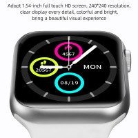 SMARTWATCH T500 PLUS CONNECT ANDROID AND IOS JAM TANGAN PINTAR