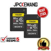 Sony CFexpress 800mb/s Type A TOUGH Memory Card GARANSI RESMI