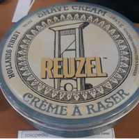 REUZEL SHAVE CREAM ORIGINAL IMPORT SHAVING CREAM - Shave Crm 284gr