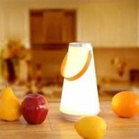 Premium Lampu Darurat Emergency Led Usb Lampu Tidur Meja Belajar Baca