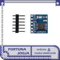 Modul W25Q64 Serial Flash Memory 64Mb Antarmuka SPI