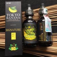 TOKYO BANANA SIGNATURE 60ML - BY JAVA JAZZ - INDONESIA PREMIUM LIQUID