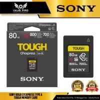 Sony 80GB CFexpress Type A TOUGH Memory Card