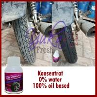 Semir Ban Konsentrat Yuka Premium / Tire Gel / Pengkilap Ban 100 ml