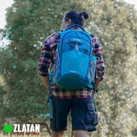 Tas Ransel / Daypack Co-trek Bromo 40L Include Rain Cover Terlaris