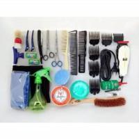 Paket Hemat Usaha Alat Cukur Rambut Peralatan Cukur Rambut Barbershop