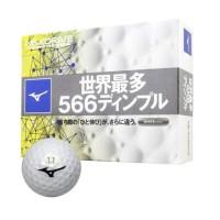 Mizuno Nexdrive White Golf Balls - Bola Golf