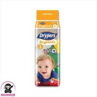 DRYPERS Drypantz Popok Celana Bayi 12 Jam L28 L 28