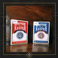 Kartu Remi Empire Keeper Marking Stripper - Biru
