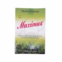 MAXIMUS DIETARY HERBAL BOX 30 KAPSUL