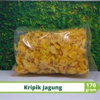 Emping Jagung Kripik Jagung 200 gram