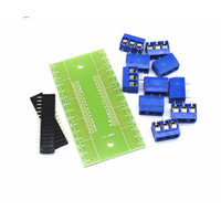 Terminal Screw Shield Expansion Board input output For Arduino Nano