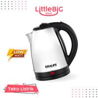 Teko Hemat Listrik Auto Electric Kettle Low Watt 1,8 Liter iL-110