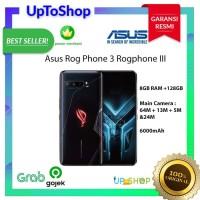 ASUS ROG PHONE 3 III 8GB 128GB 6.59FHD BNIB Glare Black ZS661KS