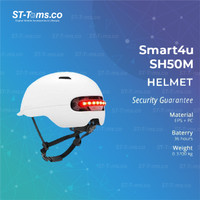Smart4u SH50M Smart Helmet Backlight Waterproof