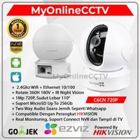 EZVIZ C6C 720P C6CN Wifi Cam IP Camera CCTV Wireless PTZ By Hikvision - C6CN ONLY
