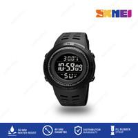 SKMEI 1681 Original Jam Tangan Digital Pria Rubber Sport Tahan Air
