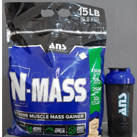 ANS N MASS + SMART SHAKER ANS MODEL BARU