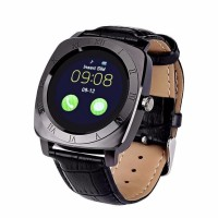Smartwatch X3 DZ10 Jam Tangan Pintar - Smart watch Android Bahan