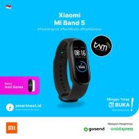 Xiaomi Mi Band 5 Original-Mi band 5 Smart band Amoled - GARANSI TAM