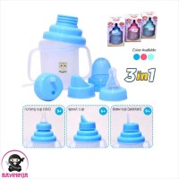 NINIO Baby Training Cup 3 in 1
