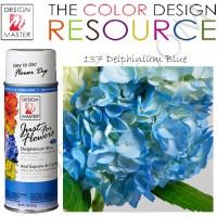 Just For Flower Delphinium Blue 137 - Design Master - Pewarna Bunga