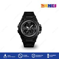 SKMEI 1452 AD1452 Original Jam Tangan Pria Sport Dual Time