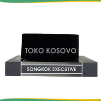 Peci Songkok Kopiah RAHMAT SPESIAL AC Hitam Polos GROSIR