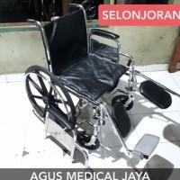kursi roda rumah sakit