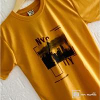 Kaos Pria merk AX House Original Cotton T-Shirt Cowo Keren