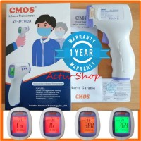 Thermometer Infrared / Termometer Digital / Thermogun Tembak