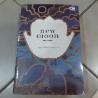Novel New Moon (Dua Cinta) (The Twilight Saga #2) - Stephenie Meyer