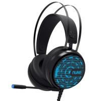 Armaggeddon 7.1 Surround Sound RGB Gaming Headset Nuke 7 [ Garansi 1